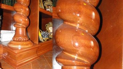 Wood Carved Furniture | Spiralwood